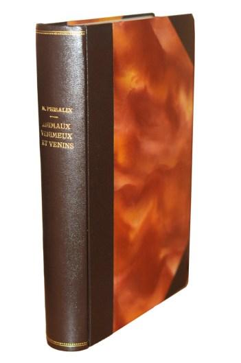 PHISALIX, Animaux venimeux et venins, Paris, Masson et Cie, 1922