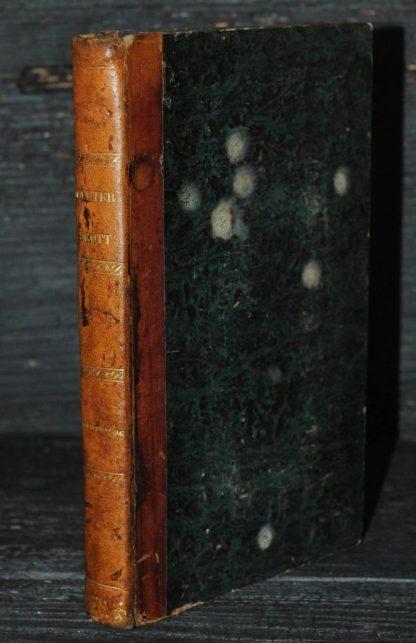 W. SCOTT, La Démonologie ou histoire des démons et des sorciers, Paris, Ménard, 1838