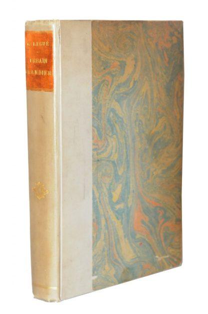 LEGUE, Urbain Grandier et les Possédées de Loudun, Paris, Librairie d'Art de Ludovic Baschet, 1880