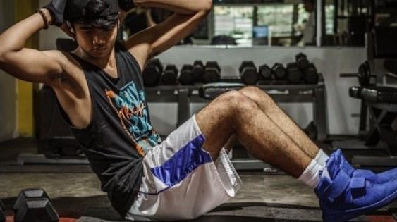 Les limites de la musculation aux poids du corps
