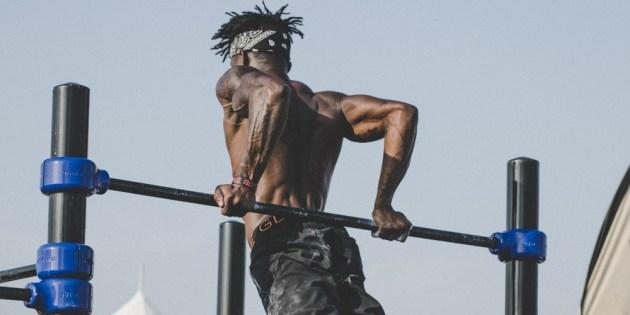 la vision de la musculation au poids du corps par les autres sportifs