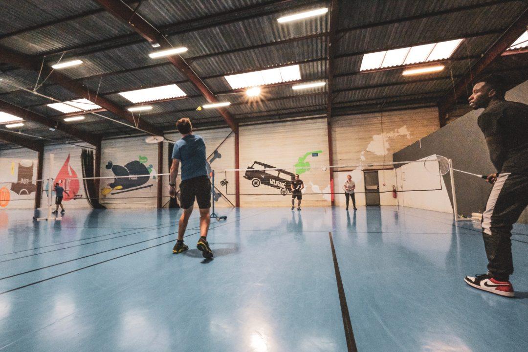 Image séance Badminton