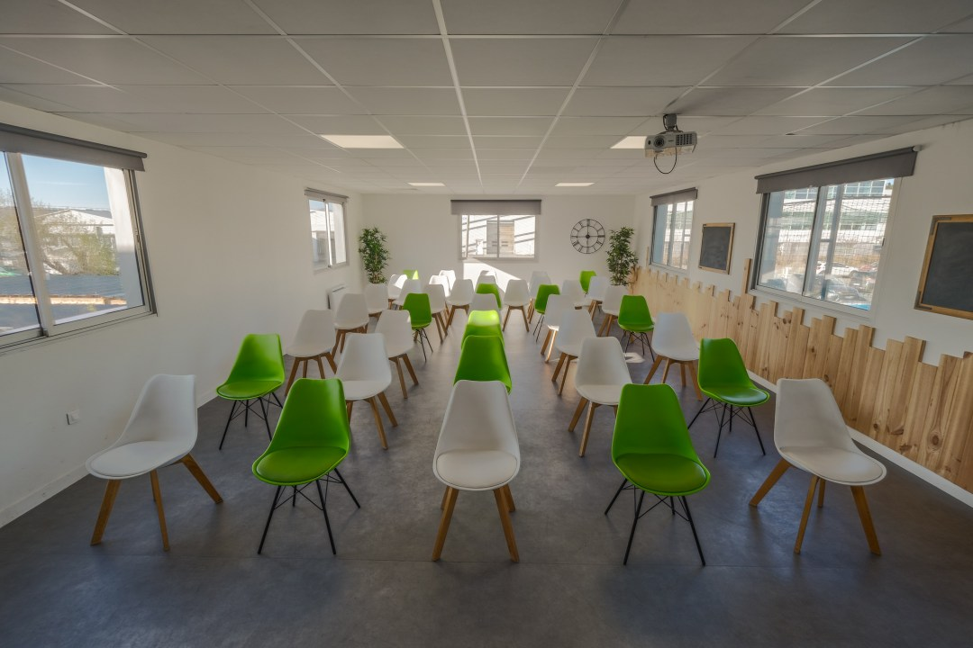 Photo Salle de réception pour un séminaire