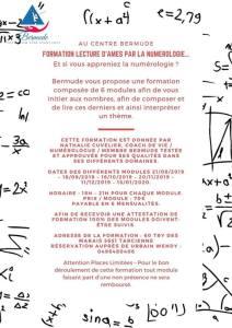 Formation Lecture d'âmes par la numérologie... @ Bermude | Walcourt | Wallonie | Belgium
