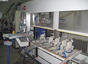 Многооперационный обрабатывающий центр от Comec Group