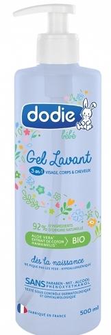 dodie gel lavant bébé bio lesptitesmainsdabord