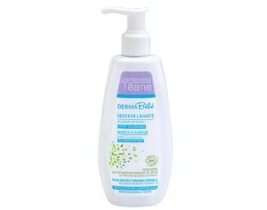 gel nettoyant corps et cheveux derma bébé Téane