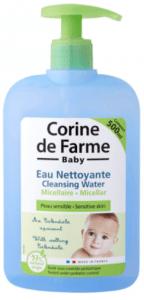 eau nettoyante micellaire bébé corine de farme quel eau nettoyante choisir lesptitesmainsdabord