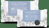 lingettes 99% eau bébé lillydoo