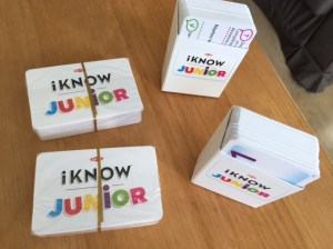 I know junior