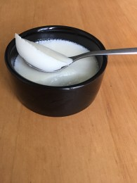 flan lait maternel