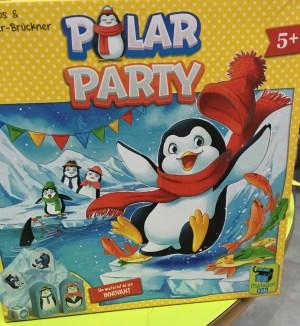 polar party avis test lesptitesmainsdabord