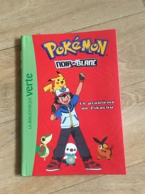sélection de livres niveau CE1 pokémon noir&blanc la bibliothèque verte