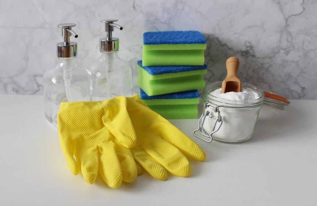 faire son ménage de manière saine, écologique et économique