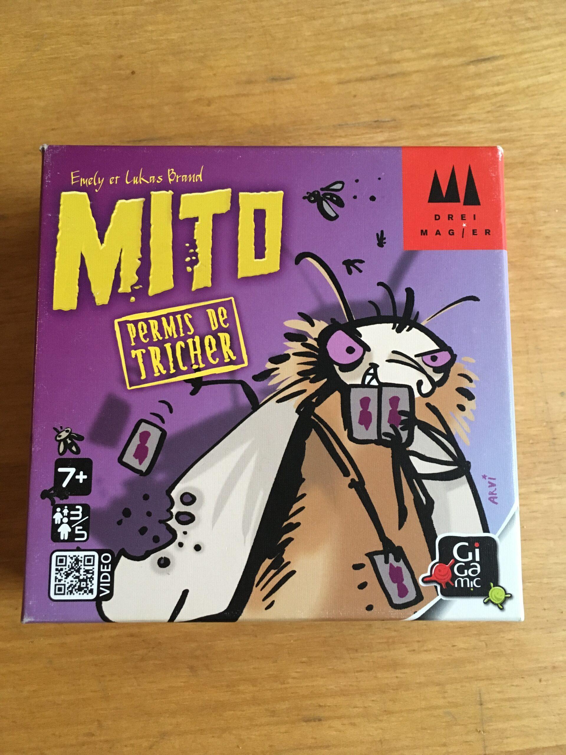 Read more about the article Mito – Permis de tricher
