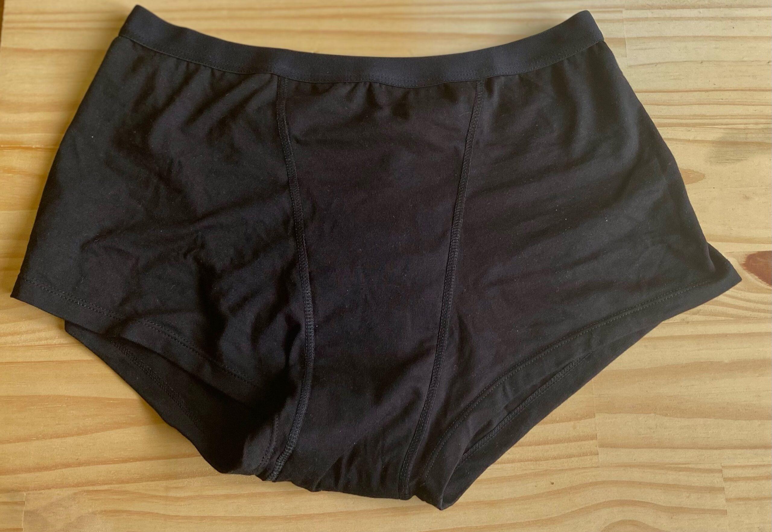Read more about the article Le boxer menstruel non genré Moodz – Test et code promo MOODZPTITESMAINS (En partenariat avec Moodz)