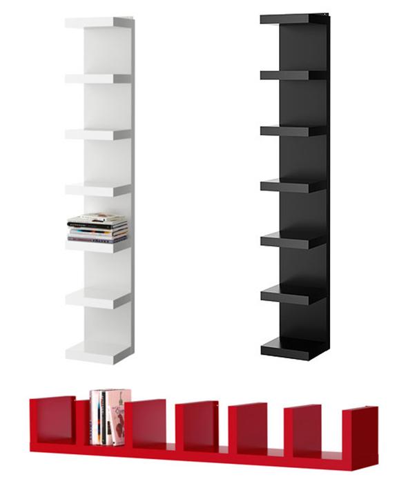 Létagère Ikea Lack Avec 6 Casiers Les Ptits Mots Dits