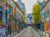 Street Art Parisien ©Slam