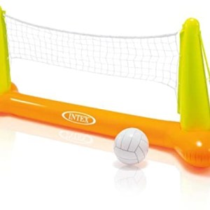 Jeu volley gonflables