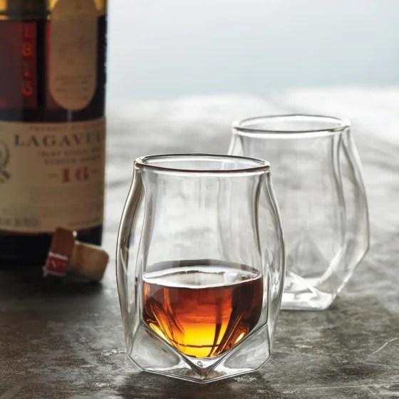 coffret de deux verres a whisky norlan