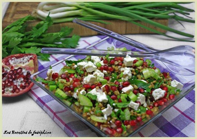 Salade petit Epautre 1