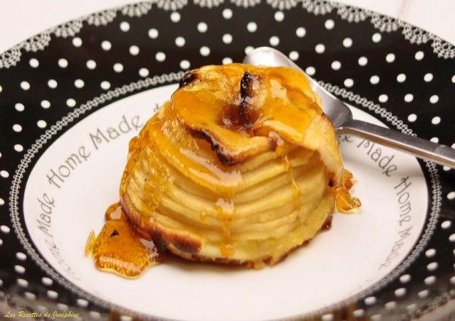Tartelette aux pommes 1