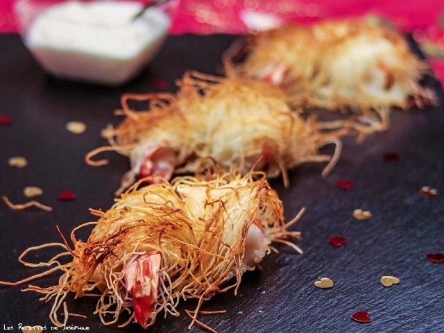 Crevettes Vermicelles 1