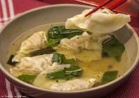 Soupe aux Won Ton
