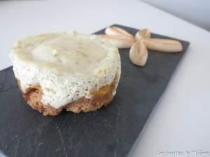 Cheesecake aux senteurs du sud