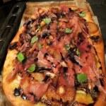 Inspirations du moment: Pizza aux poires caramélisées