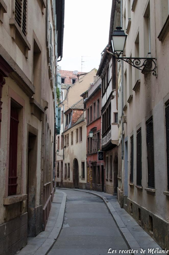 Rue du tonnelet rouge