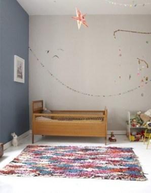 Tapis-boucherouite chambre enfant