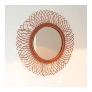 miroir-osier-vintage