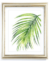 affiche-feuille-tropicale