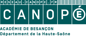 Logo vert Canopé 70