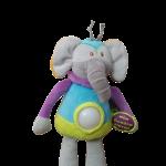 Une peluche éléphant