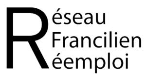 Logo du réseau francilien de réemploi