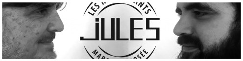 bandeau Jules - la paire nb