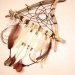 Fabriquer un attrape-rêves en bois flotté