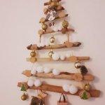 5 idées de décoration en bois flotté