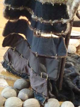 Chaise assiégée the Furry Flying Chair 2014 Chantal RAGUET (6)