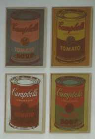 """Andy WARHOL, """"Campbell's Soup Cans"""""""