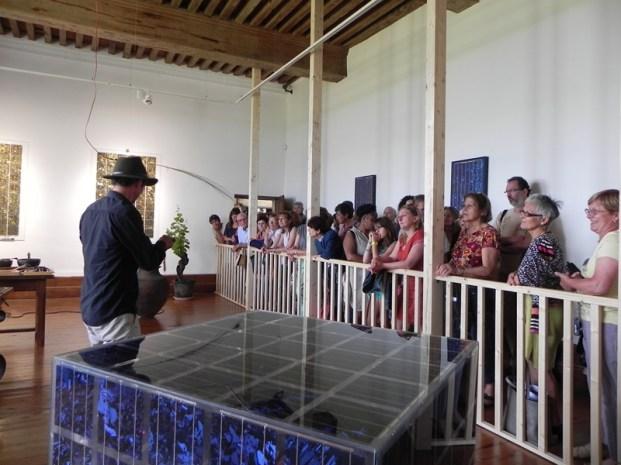 "2015 Erik SAMAKH présente ""Studiolo"""