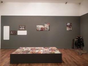 """""""Roulotte des Arènes"""", Chantal RAGUET ; exposition KARAVAN, Espace culturel François Mitterrand, Périgueux, 2016"""