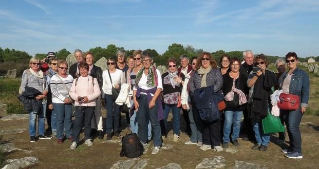 2016 groupe des Rives de l'Art en Bretagne