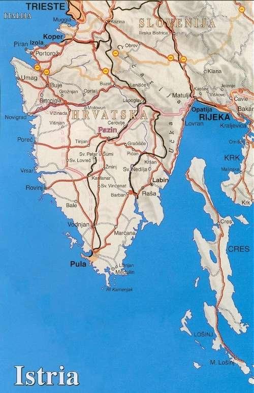 Notre séjour en Istrie (Istra) en Croatie 2