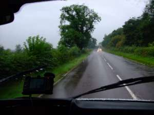 L'Ecosse en camping-car en itinérant : région d'Edimburgh 225
