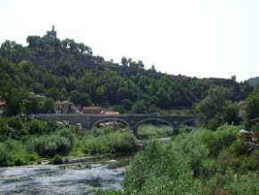 Veliko Tarnovo ; ancienne capitale de Bulgarie centrale 6