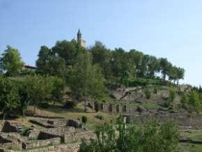 Veliko Tarnovo ; ancienne capitale de Bulgarie centrale 8