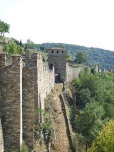Veliko Tarnovo ; ancienne capitale de Bulgarie centrale 10